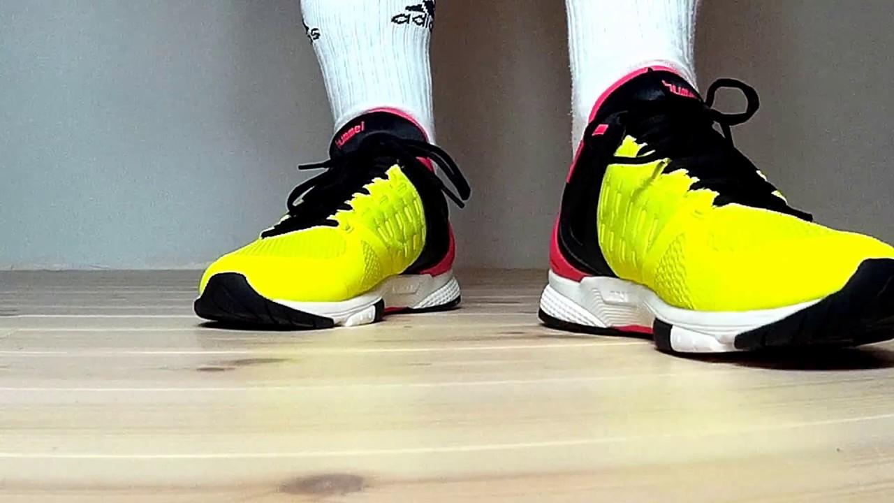 hummel aerocharge hb200 handballschuhe safety yellow. Black Bedroom Furniture Sets. Home Design Ideas