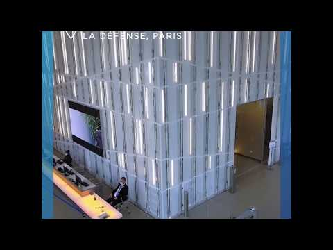Visit the new Saint-Gobain Tower / Visitez la nouvelle tour Saint-Gobain