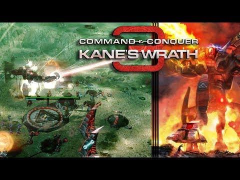 Kane's Wrath Skirmish - Nod Vs 3 Brutal GDI