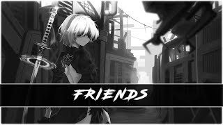 Nightcore - Friends [Anne Marie/Marshmello]