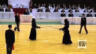 Women Kendo Championships 2010 - QF 4