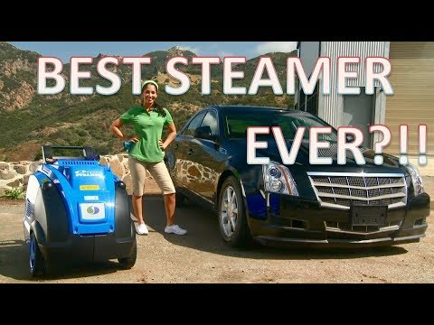 What is the best Steam Cleaner & Car Wash Machine
