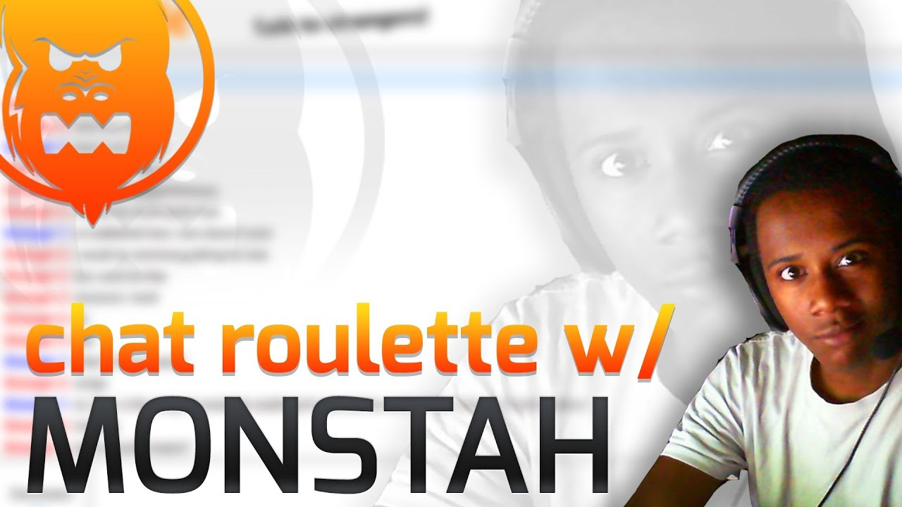 Chat Roulette with Monstah - Gay Trolling?? - YouTube