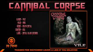 Watch Cannibal Corpse Absolute Hatred video