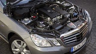 Mercedes W212 Мотор M271evo - Замена Цепей Грм