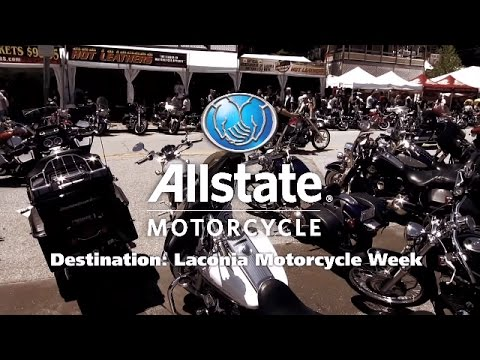 Laconia Motorcycle Week (Laconia, NH)   Allstate Motorcycle