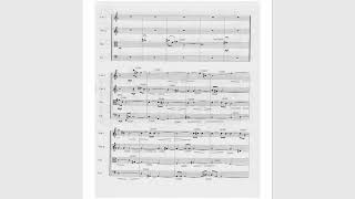 Steve Horowitz, Remote Control, String Quartet #1, 11 Little pieces for String Quartet (With Score)