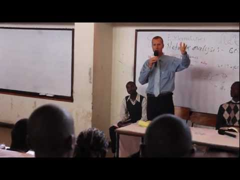 Gary Roberts - Mission Pilot, Chad - Mission Stories