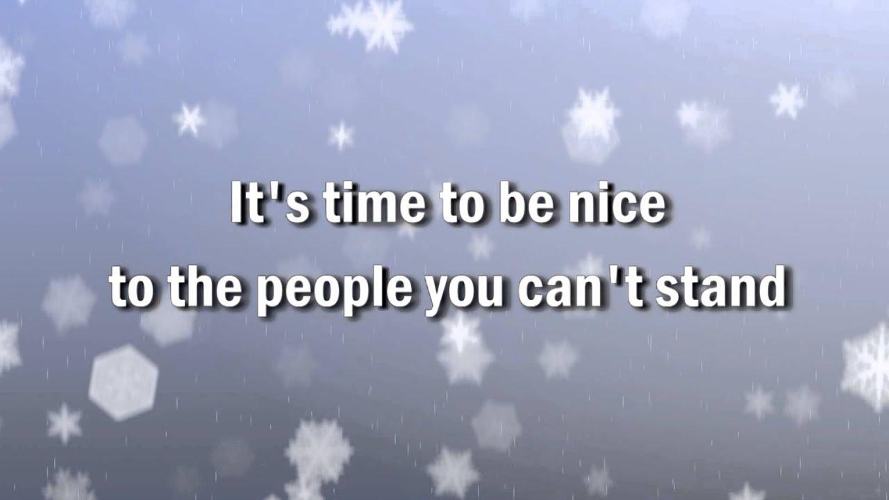 I Wont Be Home For Christmas Lyrics.Blink 182 I Won T Be Home For Christmas Lyrics