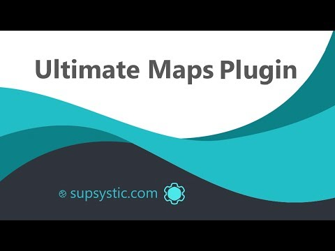 Ultimate Maps WordPress plugin  Integration with Bing map