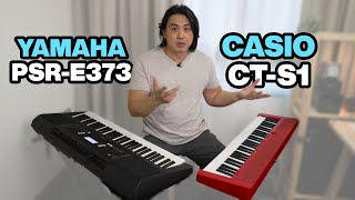 Don't Tell Me You Bought the Wrong One! Casio CT-S1 vs Yamaha PSR-E373
