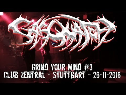 Sasquatch LIVE @ Grind Your Mind #3 - Stuttgart Club Zentral