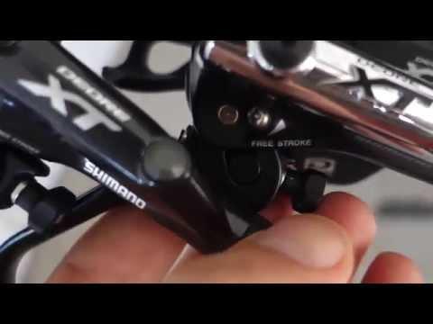 412f42d6147 XT M8000 Brakes vs XT M785; First Ride Impressions - YouTube