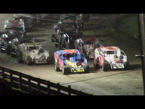 BRP Big Block Modified Feature | Little Valley Speedway | 7-3-17