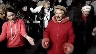 Танцы На Приморском Бульваре - Севастополь - 24.11.18 - Певец Сергей Соков