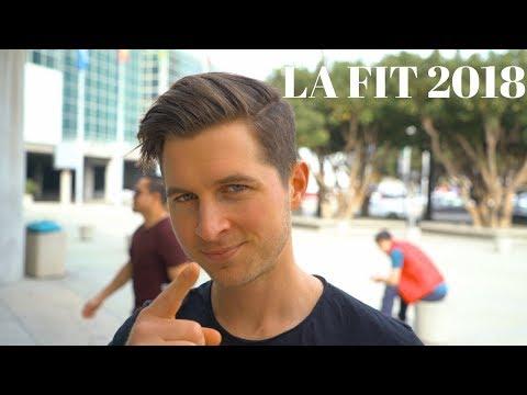 LA FIT EXPO 2018!