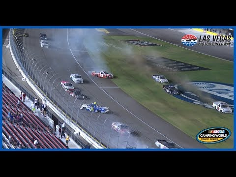 The 'Big One' Unfolds In Overtime At Las Vegas