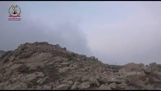 Война в Йемене. Позиции сторонников президента Хади (2018)