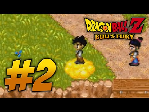 Gohan is all Grown up! | Dragon Ball Z: Buu's Fury (PART #2)