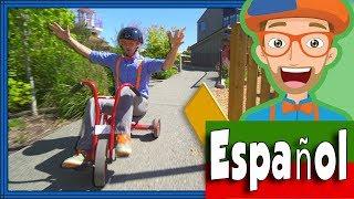 Blippi Español Jugando en el Museo de los Niños | Colores para Niños verás a Blippi Español thumbnail