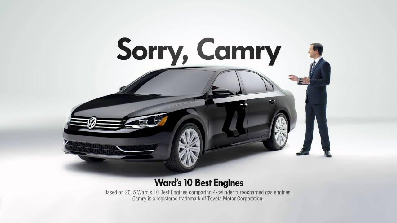 Volkswagon Commercials | The Wagon