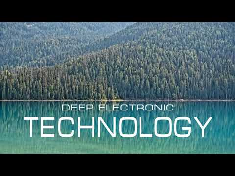 Deep Electronic Technology. Background Music for Video.