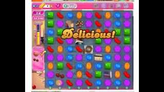 Candy Crush Saga level 523