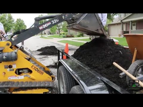 A Day In The Life Of A Lawn and Landscape Company 2016