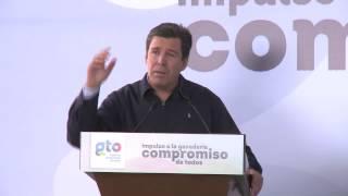 Mensaje de Miguel Márquez, apoyo al Campo San Felipe, Guanajuato