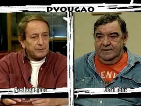 DVOUGAO 025 Predrag Ejdus - Josif Tatić (april 2007)