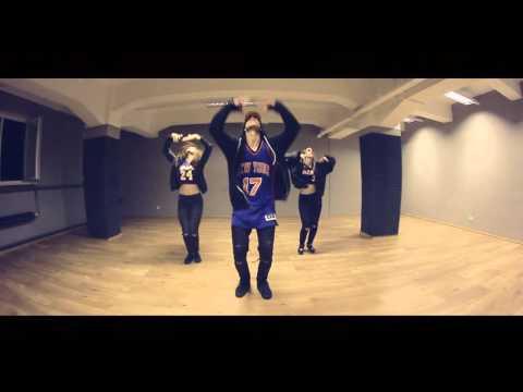 U And Dat Booty dance choreography Janusz Libicki  E40 feat TPain & Kandi Gurl