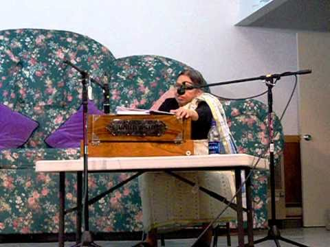 2010/09/18 - Anup Ghoshal: Mamoni's song 'potho cholite' (Newtonville, NY)