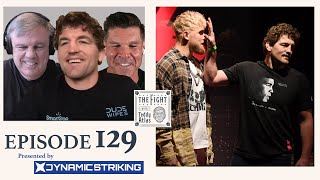 Ben Askren Interview with Teddy Atlas prior to Jake Paul fight | THE FIGHT with Teddy Atlas