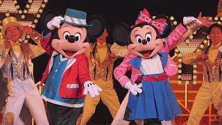 東京ディズニーシーで公演中の「ハロー、ニューヨーク!」 アメリカンウ...