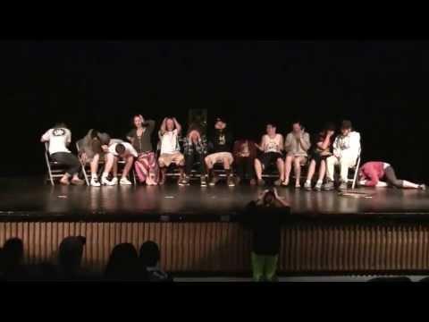 MMU Project Grad 2013 Hypnotist