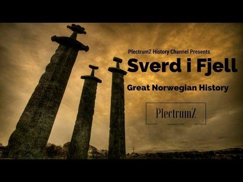Swords in Rock - Great Norwegian History