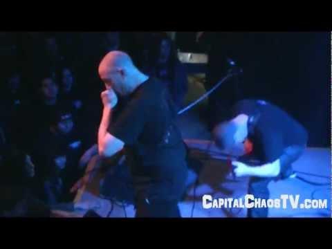Cerebral Bore live 12/09/12  in San...