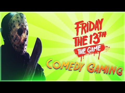 Friday The 13th - Ancients Traps - Frans Betrayal - Comedy Gaming