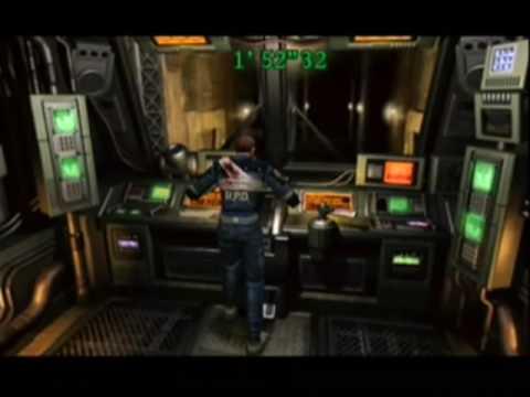 Resident Evil 2 Leon B 12 Tyrant Boss Youtube
