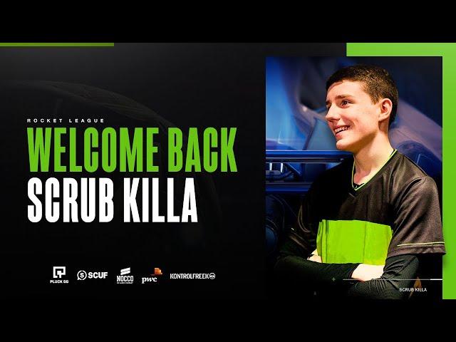 Welcome back Scrub Killa! | Team Singularity Rocket League Montage