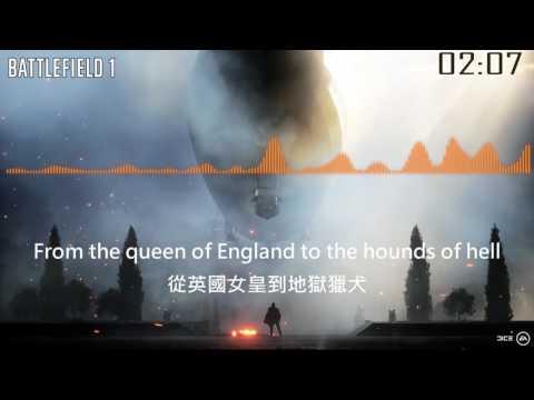 Seven Nation Army (中英文字幕)   The Glitch Mob Remix   Battlefield 1  1080HD   R3