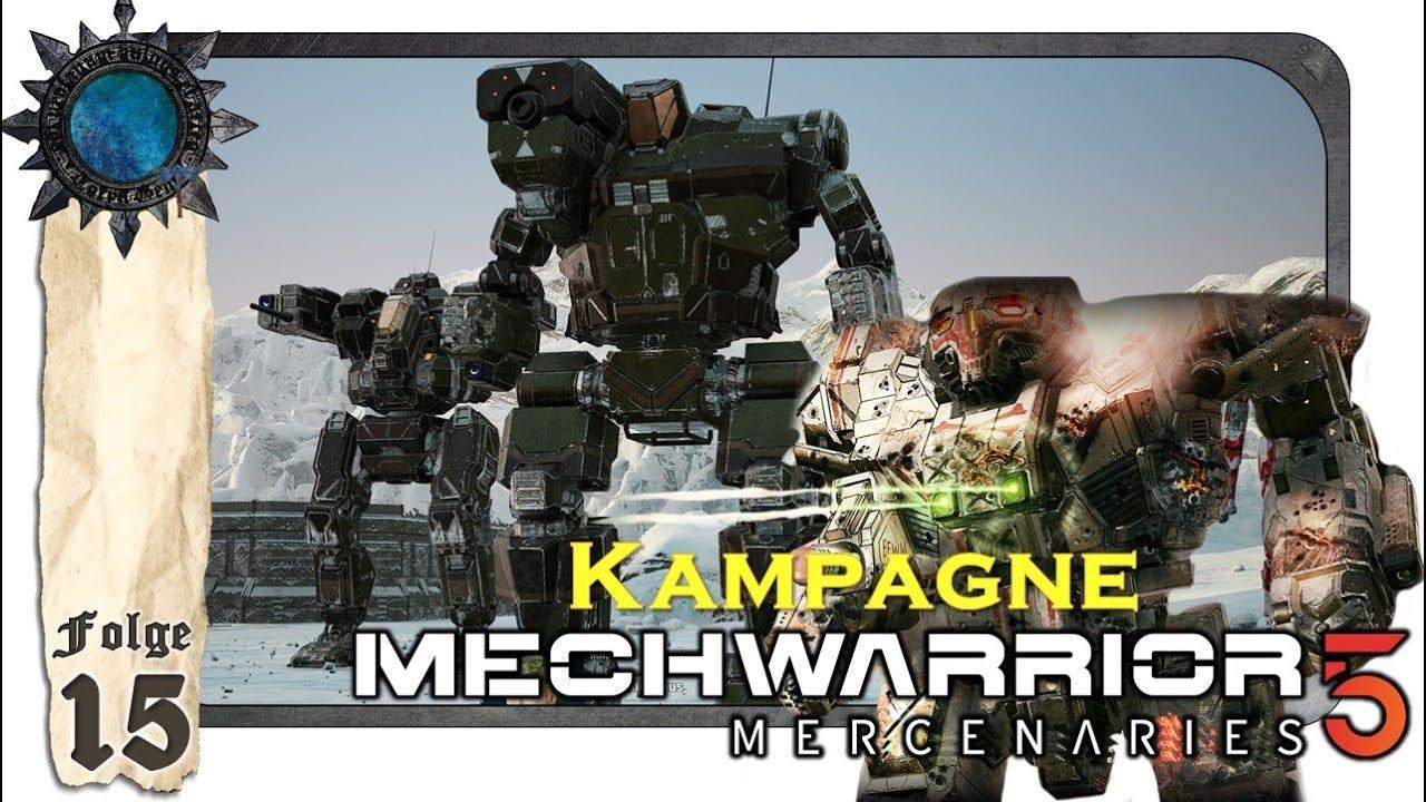 Mercenary Deutsch