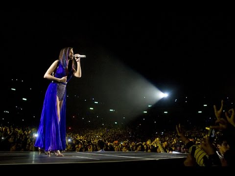 Selena Gomez - We Own The Night tour DVD Part 01