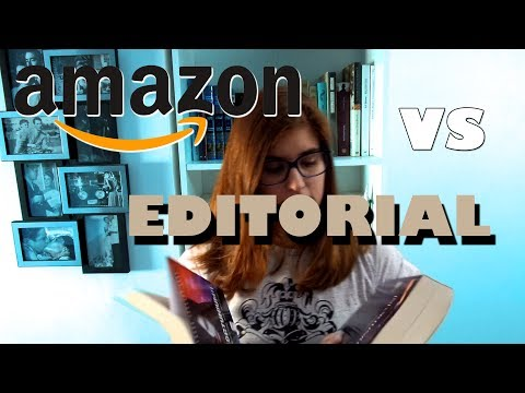 AMAZON VS EDITORIAL   Sobrevivir autopublicando  