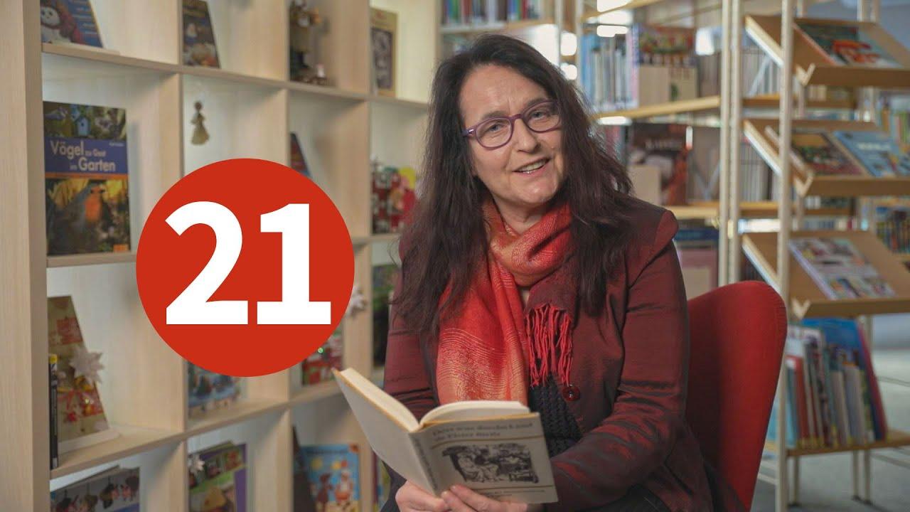 Türchen 21 - Katrin und dr heilge Ohmd