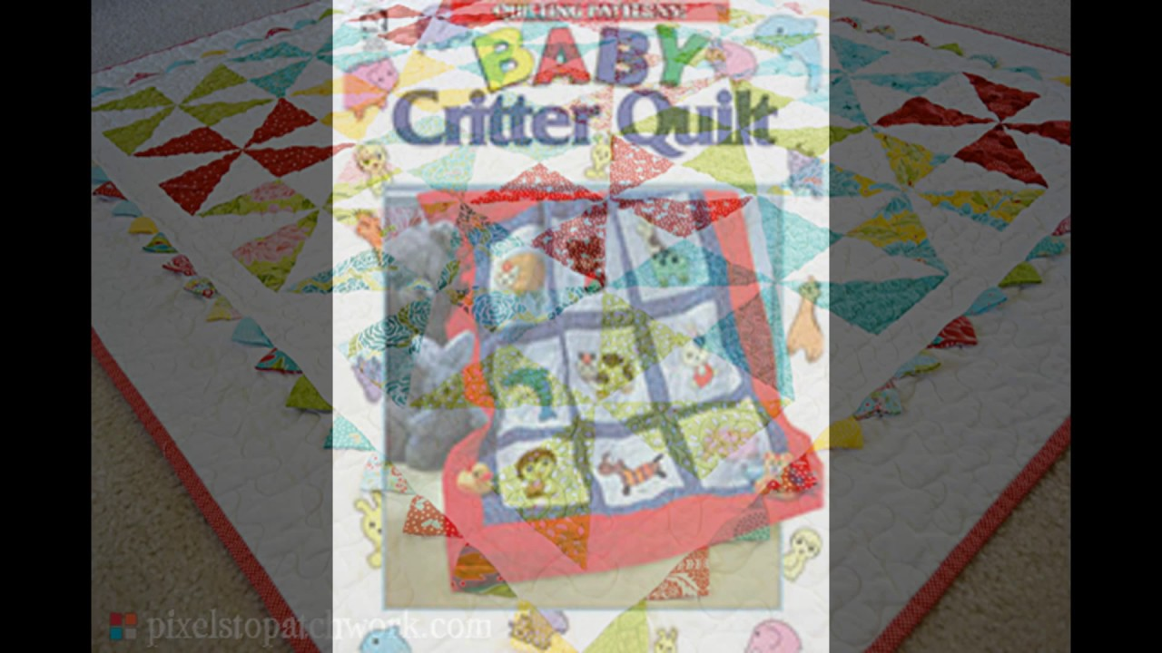 Alphabet Baby Quilt Pattern Ideas 2018 - YouTube : alphabet baby quilt pattern - Adamdwight.com