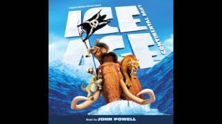 Ice Age: Continental Drift Soundtrack - 05 Escape From Captivity [John Powell]
