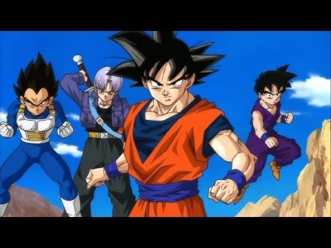 Dragon Ball Z: Battle of Z - OPENING - Cha-La Head-Cha-La (Battle of gods) HD