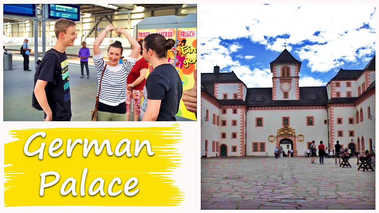 TRAVEL GERMANY | AUGUSTUSBURG Vlog 43  - Did this really happen?!?!