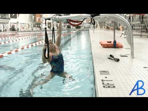 Aqua Boom - Vertical Dolphin Kick
